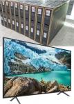 """Smart TV 4K LED 55"""" Samsung UN55RU7100GXZD – Wi-Fi Bluetooth HDR 3 HDMI 2 USB"""