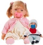 Bebezinho Real Xixi com Acessórios – Roma Brinquedos