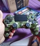 Controle para PS4 sem Fio Dualshock 4 Sony – Midnight Blue