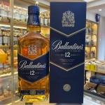 Whisky Ballantines Escocês 12 anos – 750ml