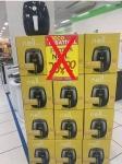 Fritadeira Elétrica sem Óleo/Air Fryer Nell Smart – Preto 2,4L com Timer 110V