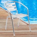 Cadeira para Área Externa de Alumínio – Alegro Móveis A100
