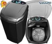 Tanquinho 10Kg Suggar Lavamax Eco – Desligamento Automático Timer Flitro Cata-Fiapos 110V