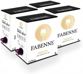 Fabenne Kit 4 Unidades Vinho Branco Moscato – Bag-in-Box 3 Litros cada