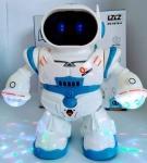 Robô de Brinquedo com Movimento Tec Toys Max Dance – Emite Som Polibrinq