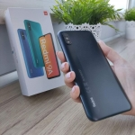 "Smartphone Xiaomi Redmi 9A 32GB Azul 4G Octa-Core – 2GB 6,53"" Câm. 13MP + Selfie 5MP Dual Chip"