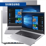 "Notebook Samsung Book X30 Intel Core i5 8GB 1TB – 15,6"" Windows 10 Prata"