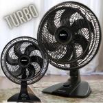 Ventilador de Mesa Arno Turbo Force 40cm – 3 Velocidades
