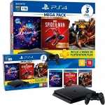 Console PlayStation 4 Mega Pack 12 – God Of War, Gran Turismo, Days Gone