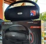 Caixa de Som Mondial Monster Sound II SK-07 – Portátil 60W USB