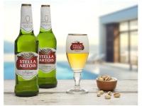 Kit Cerveja Stella Artois Lager 2 Unidades 550ml – com Cálice