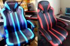 Cadeira Gamer XT Racer Reclinável – Preta e Vermelha Force Series XTF100