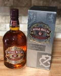 Whisky Escocês Chivas Regal 12 anos – 1L