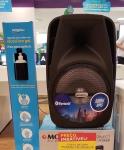 Caixa de Som Mondial CM-500 Bluetooth Amplificada – 500W USB CM-500