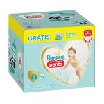 Fralda Calça Pampers G Premium Care Pants 60 Unidades