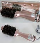 Escova Secadora Mondial 1200W Cerâmica – 3 Velocidades Golden Rose ES-02 127 V