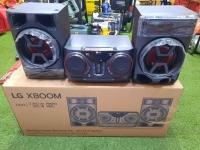 Mini System LG Bluetooth 220W CD Player FM – USB Xboom CK43
