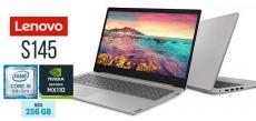 "Notebook Lenovo Ideapad S145 Intel Core i5 8GB – 256GB SSD 15,6"" Placa de Vídeo 2GB Windows 10"
