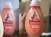 Shampoo Infantil Cachos dos Sonhos, Johnson's, 400ml, Embalagem pode variar