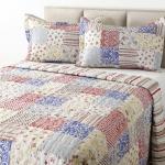 Colcha King Boutis Marcela Com 2 Porta Travesseiros – Casa & Conforto