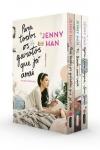 Livro – Trilogia Para todos os garotos que já amei