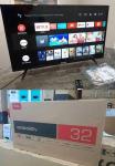 "Smart TV 32"" HD LED TCL S615 VA 60Hz – Android Wi-Fi e Bluetooth Google Assistente 2 HDMI"