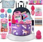 Maleta Infantil + Kit de Maquiagens de Beleza BZ66
