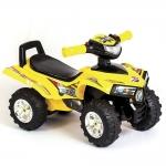 Motoca Quadriciclo Red Amarelo 1303 – Unitoys
