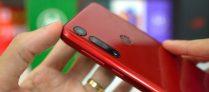 Smartphone Moto G8 Play 32GB Dual Chip Android Tela 6.2″ 4G Wi-Fi Câmera 13MP + 8MP + 2MP – Vermelho Magenta