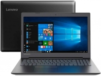 "Notebook Lenovo B330 i5 – 8540U, 8GB RAM, 1TB HD 15.6"", Windows 10 Pro – Preto"