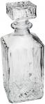 Garrafa para Whisky de Vidro Hamilton, Lyor, Transparente, 700 ml