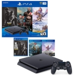 PlayStation 4 Slim 1TB Console – Bundle Exclusivos Ultimate