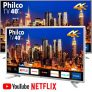Smart TV LED 40″ Philco PTV40G50sNS Ultra HD 4k