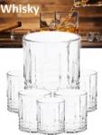 Jogo de Copos de Vidro para Whisky 310ml 6 Peças – Casambiente Requinte