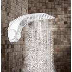 Ducha Duo Shower Quadra Multitemperaturas 6800W Espalhador Ultra-Fino Lorenzetti – 220V