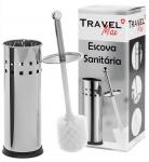 Escova Sanitária Inox com Suporte Swiss Premium – MB-TB