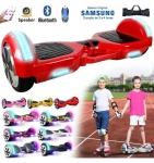 Skate Hoverboard Smart Balance Wheel 6.5 Polegadas com Bluetooth