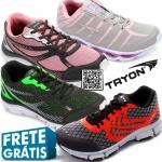 Tênis Tryon Várias Opções
