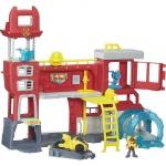 Conjunto Transformers Quartel dos Bots – Playskool