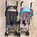 Carrinho de Bebê Fisher-Price Boogie Girafa – 0 a 15Kg