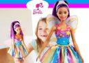 Boneca Barbie Dreamtopia com Acessórios – Mattel