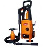 Lavadora de Alta Pressão Intech Machine Acqua 1400 – 1450 Libras Mangueira 3m Desligamento Automático 110V
