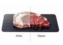Tábua Magica Para Descongelar Carne 35 cm
