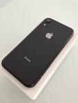 "iPhone XR Apple 64GB Preto 4G Tela 6,1"" Retina – Câmera 12MP + Selfie 7MP iOS 12 Proc. Chip A12"