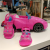 Sandália Infantil Grandene Kids Barbie Pink Car Feminina – Grendene Kids Pink –