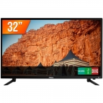 TV Philco 32 Polegadas Led HD PTV32C30D Preta Bivolt